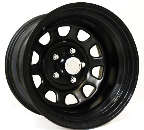Pro Comp (Series 52) Gloss Black - 16 x 7 Inch