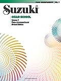 Suzuki Cello School, Volume 7: Piano Accompaniment