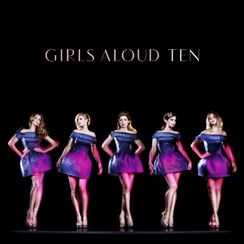 Original album cover of Ten by Girls Aloud