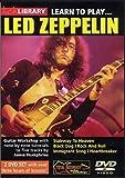 Amazon.co.jpLearn To Play Led Zeppelin [DVD]