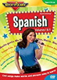 Rock N Learn: Spanish 1 & 2 [DVD] [Import]