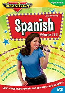 Learn Spanish [DVD] [Region 1] [NTSC]