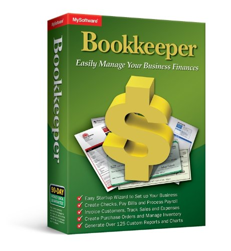 Bookkeeper Compatible With Windows 7 XP And Vista