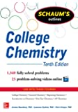 Schaum's Outline of College Chemistry: 1,340 Solved Problems + 23 Videos (Schaum's Outline Series)