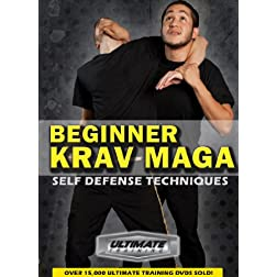 Beginner Krav Maga: Self Defense Techniques