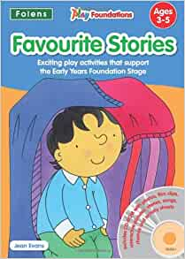 Favourite Stories (Play Foundations): Jean Evans, Jane Morgan