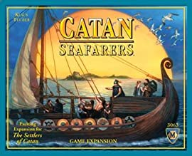 Seafarers of Catan Expansion 2007 Ed