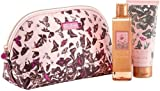 Ted Baker Butterfly Bliss Cosmetic Bag and Toiletry Gift Set