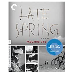 Late Spring (Criterion Collection) [Blu-ray]