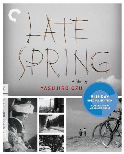 Cover art for  Late Spring (The Criterion Collection) [Blu-ray]