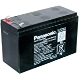 Panasonic Bleiakku LC-R127R2PG 12,0Volt 7.200mAh mit 4,8mm Steckanschlüssen
