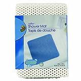 Duck Brand 393482 Softex Shower Mat, 21 X 21-Inch, White