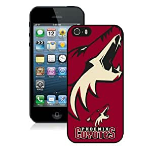 Amazon.com: Iphone 5s Case Iphone 5 Case NHL Phoenix Coyotes 1: Cell