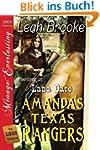 Amanda's Texas Rangers [The Lost Coll...