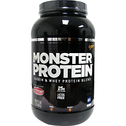 Cytosport Monster Protein Strawberry, 2 Pound