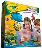 Crayola Undersea Adventures Color-Matching Board Game