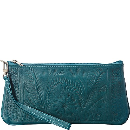 ropin-west-clutch-purse-turquoise