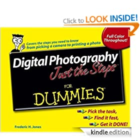 Digital Photography For Dummies (For Dummies (Computers))