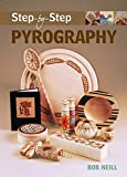 Step by Step Pyrography Step By Step Book Guild of Master Craftsman Publications