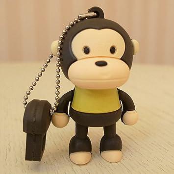 Baby Milo Monkey 4gb USB Flash Drive