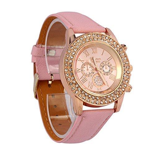 atdoshoptmhot-seller-vogue-women-ladies-crystal-dial-quartz-analog-leather-bracelet-wrist-watch