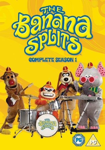 Banana Splits Season 1 [Standard Edition] [Import anglais] (Banana Split I compare prices)