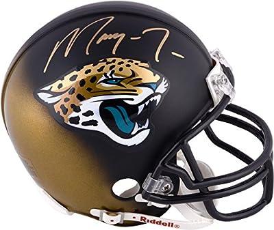 Marqise Lee Jacksonville Jaguars Autographed Riddell Mini Helmet - Fanatics Authentic Certified - Autographed NFL Mini Helmets