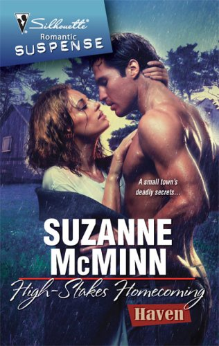 Image for High-Stakes Homecoming (Silhouette Romantic Suspense)
