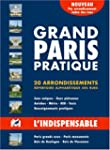 Atlas routiers : Grand Paris pratique
