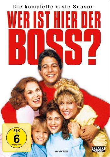 Wer ist hier der Boss - Season 1[NON-US FORMAT, PAL] [3 DVDs] hier kaufen