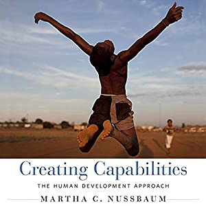 Creating Capabilities Audiobook
