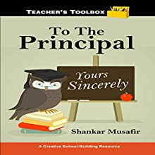 To the Principal Audiobook by Shankar Musafir Narrated by Andrel Sheree