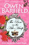 The Rose on the Ash-Heap (0955958229) by Barfield, Owen