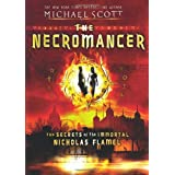 The Necromancer: Book 4 (The Secrets of the Immortal Nicholas Flamel)by Michael Scott