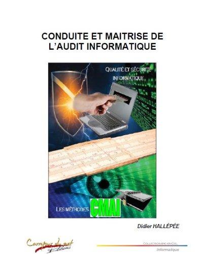 Couverture du livre Conduite et maîtrise de l'audit informatique
