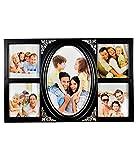 Unknown Classic Mini Collage 5 in 1 Black photo frame
