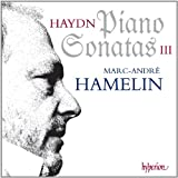HAYDN. Piano Sonatas Vol.3. Hamelin (2 for 1)