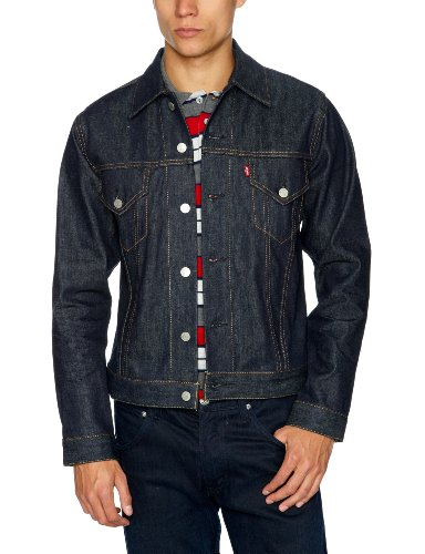 Levi's Slim Fit Trucker Men's Jacket 3 Months Large