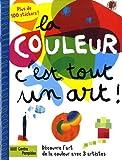 La couleur, c'est tout un art ! | Cahier d'activités