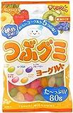 春日井製菓 つぶグミ ヨーグルト 80g×6袋