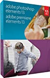Software - Adobe Photoshop Elements 13 & Premiere Elements 13