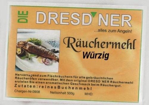 Dresdner Räuchermehl würzig