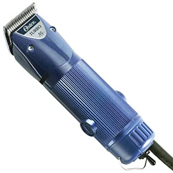 Heavy duty professional corded animal clipper. Powerful universal rotary motor. 2-speed. 3,000 strokes per minute on low speed and 4,000 strokes per minute on high speed. Compatible with all Oster CryogenX detachable blades. Includes: clipper with st...