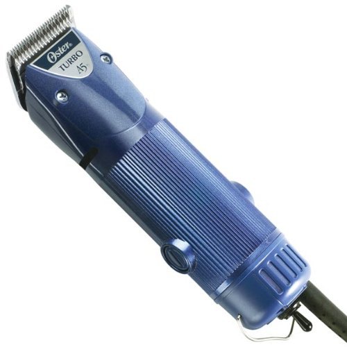Oster A5 turbo dog clipper review