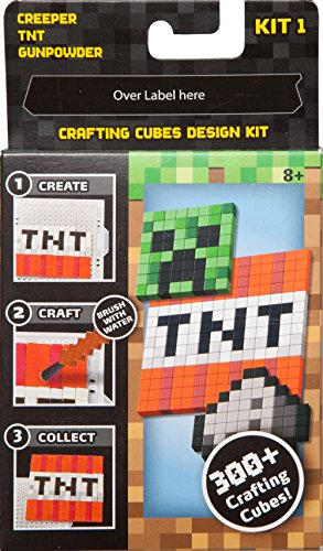 Minecraft Crafting Table Refill Pack #1 Overworld