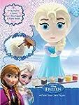 Disney Frozen Paint Your Own Elsa Figure