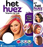 Hot Huez Hues Hair Chalk - As Seen On TV - USA SELLER