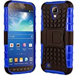 Galaxy S4 Case, Galaxy S4 Cases- Compatible With Samsung Galaxy S4 SIV S IV i9500 - Soft Shell Cover Skin Cases By Cable and Case