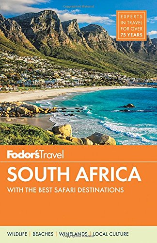 Fodors-South-Africa-with-the-Best-Safari-Destinations-Travel-Guide