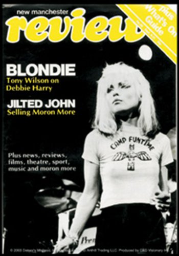 Licenses Products Blondie Magazine Cover Sticker